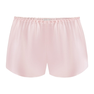 Silk Shorts Blush Pink